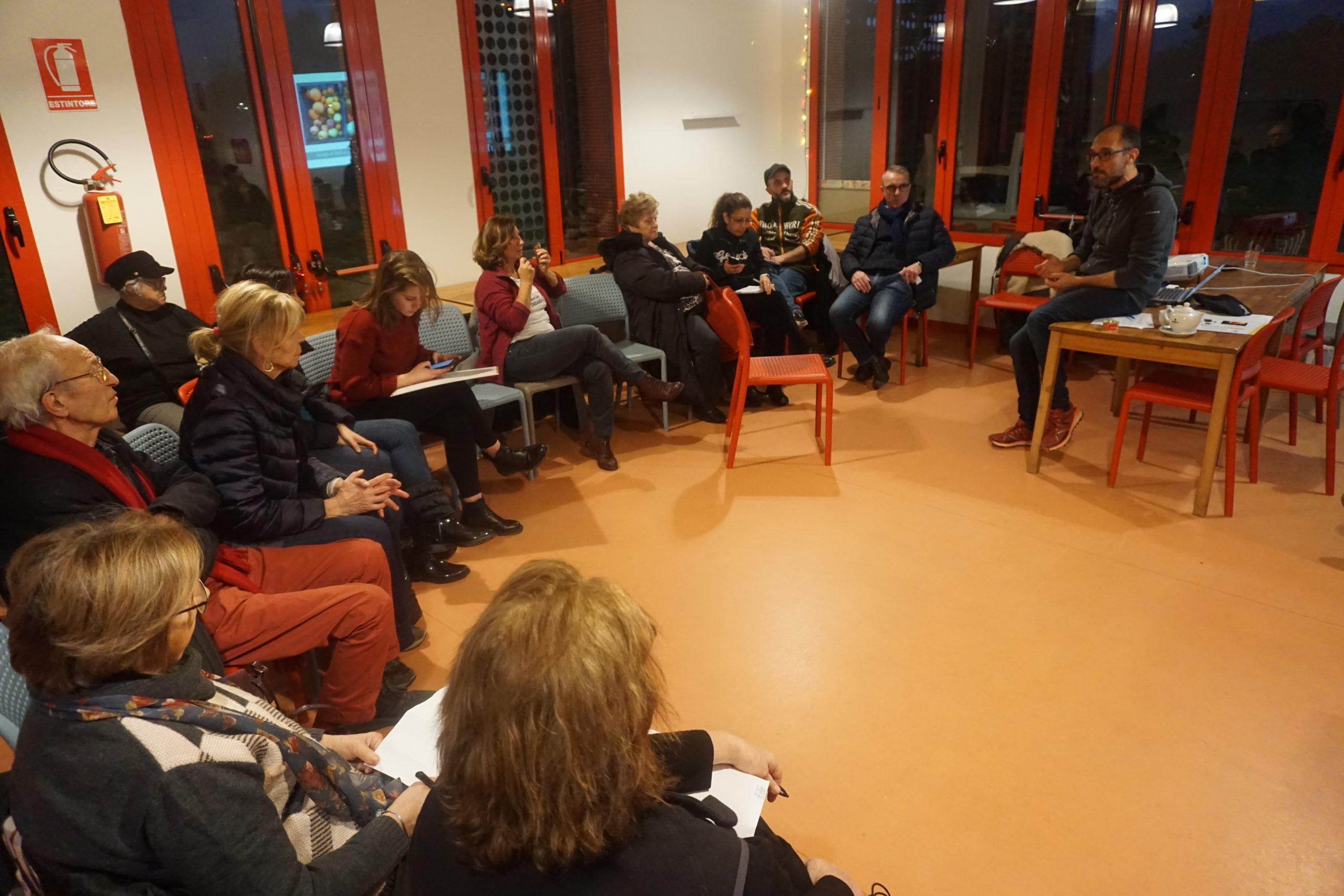 Risparmiamoci su - progetto C.A.R.O.T.A. serie di incontri a Mirafiori sud sull'educazione economico-finanziaria